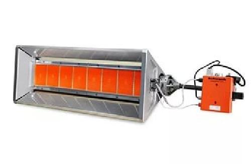 Промышленные газовые инфракрасные излучатели SCHWANK светлого типа